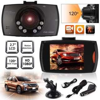 Advanced Portable Car Camcorder Car Driving DVR Full HD