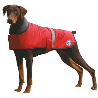 heaps of dog coats at low prices