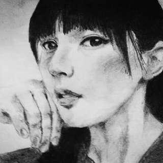 Sketsa Wajah Coretan Pensil