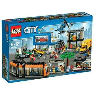 LEGO® CITY 60097 CITY SQUARE
