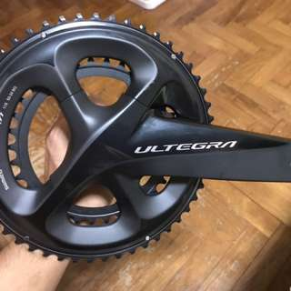 Brand New Ultegra R8000 Crankset And Chains. 172.5 50/34