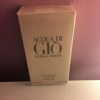 Acqua Di Gio Eau De Toilette (100ml)
