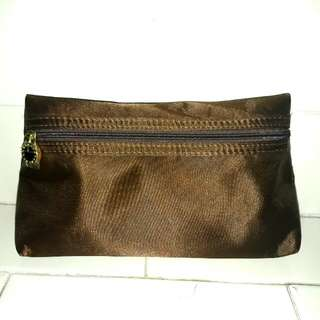 Bvlgari Travel Pouch/Make Up Pouch