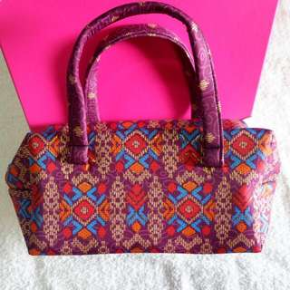 Small Ethnic / Batik Bag