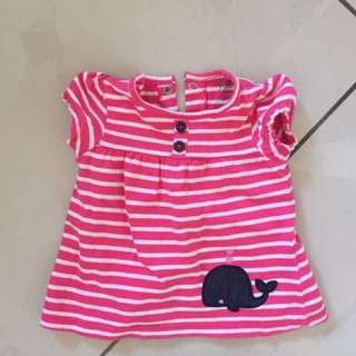 Carters Baby Blouse(6months)