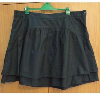 XL Zara Layered Short Skirt (FREE SHIPPING)