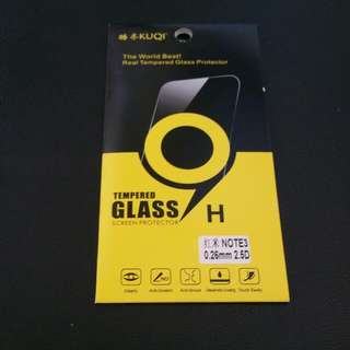 Redmi Note 3 Tempered Glass Screen Protector
