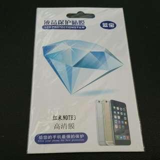Redmi Note 3 Protective Screen