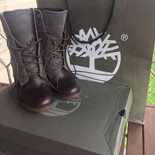 Authentic Timberland Glancy Boots 6inch