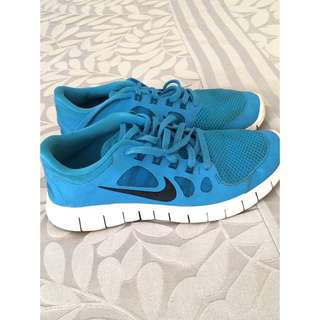 Nike Blue Trainers