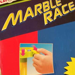 Marble  Race 1 Kids Game.