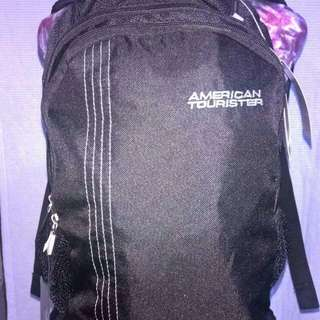 Authentic American Tourister Bag