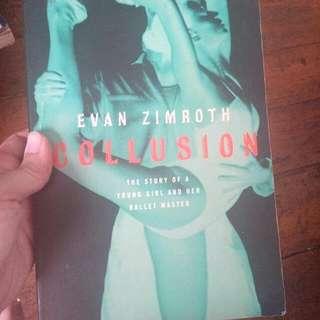 Novel: Collusion By Evan Zimroth