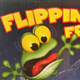 Flipping Frogs Kids Game