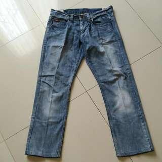 Celana Panjang Jeans Lee Cooper Ori