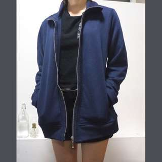 Soft Navy fleece