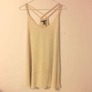 F21 Strappy Dress
