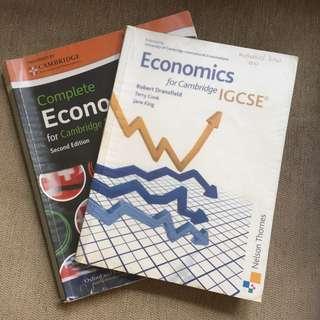 ECONOMICS TEXTBOOK FOR IGCSE