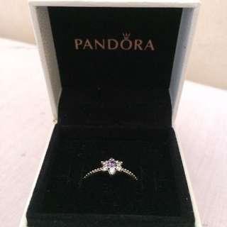 Pandora Forget Me Not ring