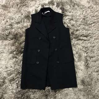 Chocochips Vest Coat