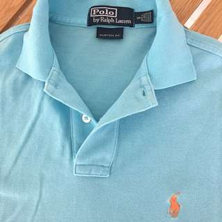 Ralph Lauren Polo Size S Custom Fit