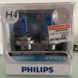 Philips 5000k Ultimate White Light