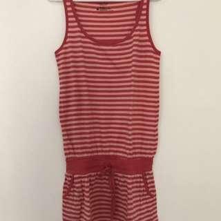 U-can-see Casual Dress