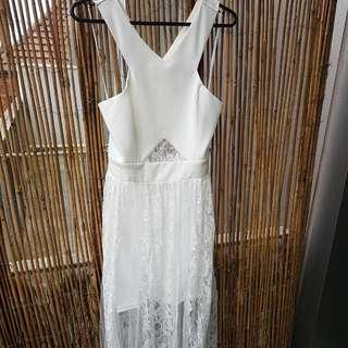 Maxi White Dress