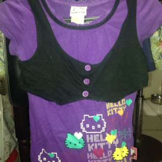Hello Kitty Tops