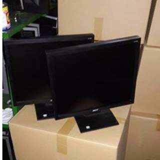 17' Square Monitor (LCD)