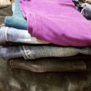 Jeans Size 6 - 8