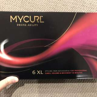 Mycurl Hair Styling Iron Accessories