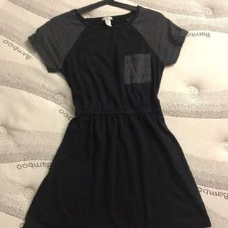 Black Dress From Forever21