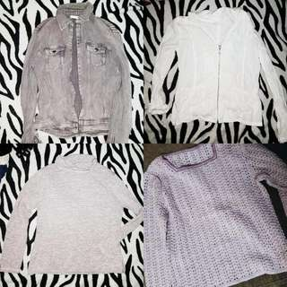 Pullovers & Jacket
