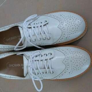 全新韓國紳士鞋
