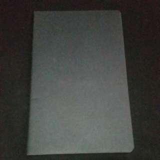 Thin Moleskine Notebook