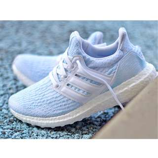 Adidas x Parley Ultra Boost Ice Blue