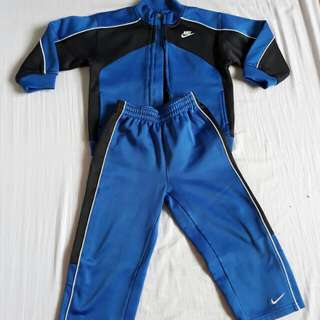 #FreeSF Authentic Nike Jacket And Pants #Hugotgamit