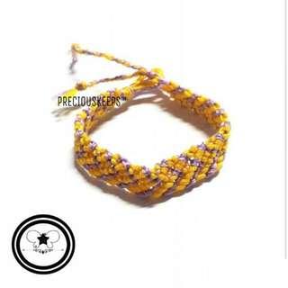 Chevron friendship bracelet 50php/ea.  Dm or vibe me@09054982953 for more info.