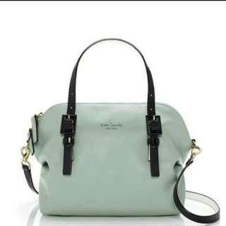 Kate Spade Waverley Street Drew Leather Bag