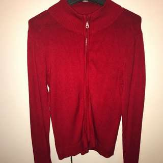 Comma Red Jacket