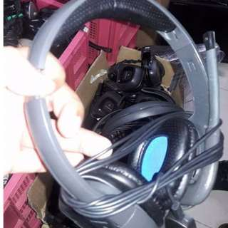 Plantronix Audio 655 Headset
