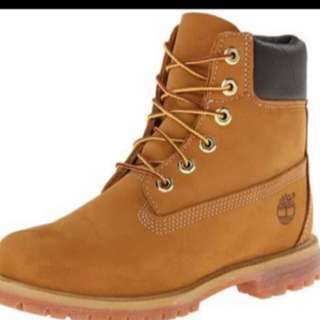 Authentic Timberland