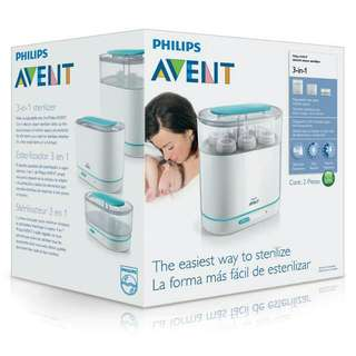 BLESS Avent Electric Sterilizer