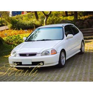 HONDA  K8 1998 自排 白 (可議價)
