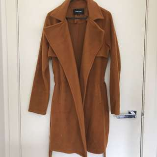 Fleece Coat