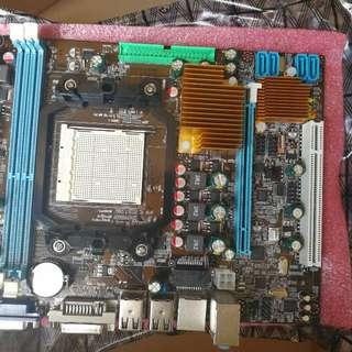 底板  motherboard