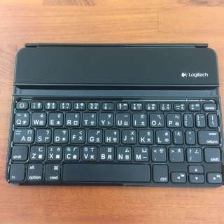 iPad Mini的另一半(羅技 ipad mini鍵盤)