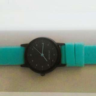 Authentic Life Saver Watch (Mint Blue-Green)