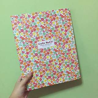 Cute Ring Binder